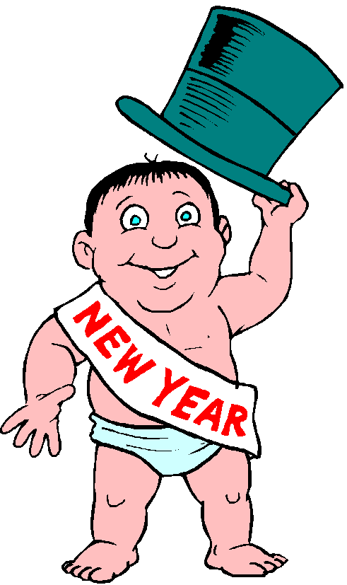 An image of baby new year
