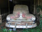 Old junker car (Studebaker)